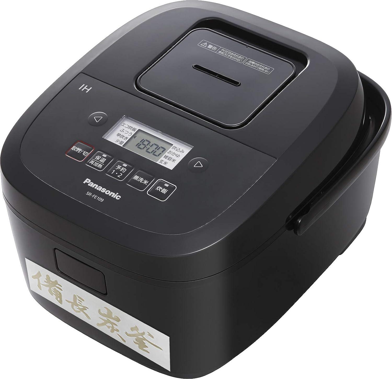 パナソニック 5.5合 IHジャー炊飯器 SR-FE109
