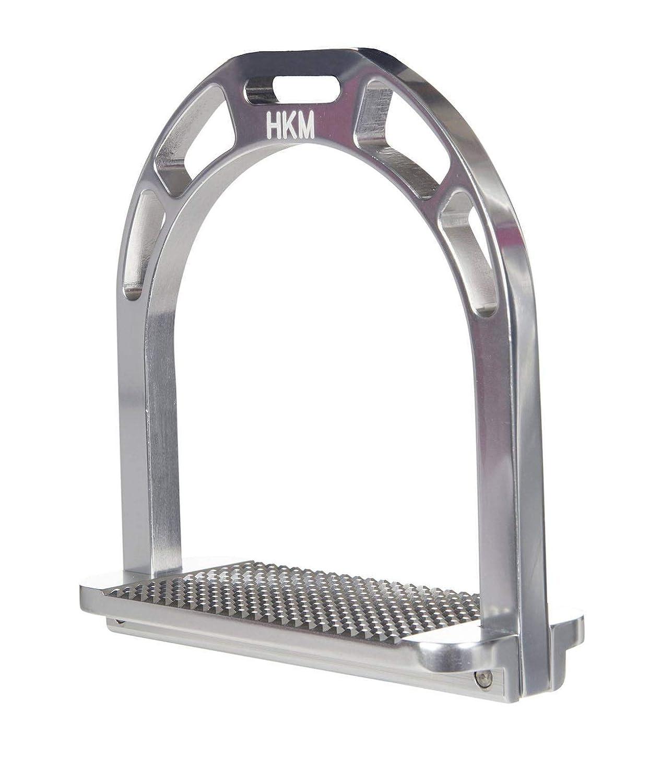 Hkm 4000315492497 Ultra-7100 Color Plateado Estribo de Aluminio