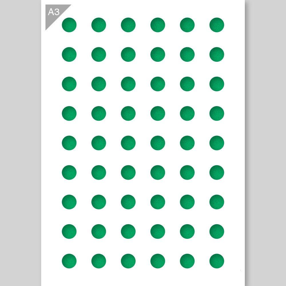 Amelie Prager AMP062 Stencil Fondo Colmena 13 x 13 cm