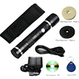 Flashlight Guard tour system 30 PCs CheckPoint System Guard Patrol System With Patrol Wand Complete Kit