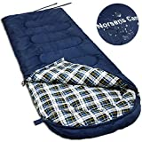 sleeping bag - NORSENS Camping Backpacking Hiking Sleeping Bag 0 Celsius Degree, Compact Lightweight/Ultralight Sleeping Bags for Adults,Large