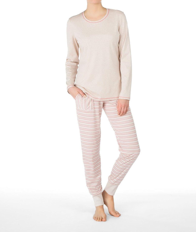 CALIDA Women's Pyjama Set pink pink
