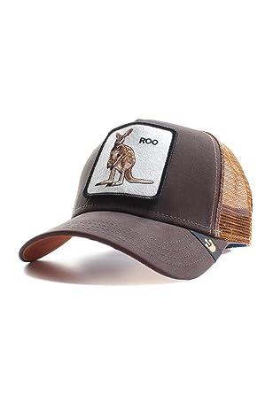 Goorin Bros. Trucker Cap ROO Braun 3746706bb5c0