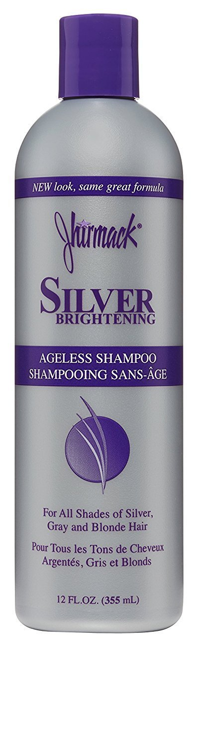 Jhirmack Shampoo Silver Plus Ageless 12 Fl Oz (3 Pack)