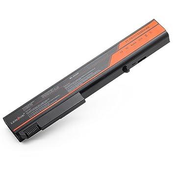 LENOGE 6 Celdas Nueva Batería del Ordenador Portátil para HP EliteBook 8530p 8530w 8540p 8540w 8730p 8730w 8740w ProBook 6545b HSTNN-OB60 458274-421 ...