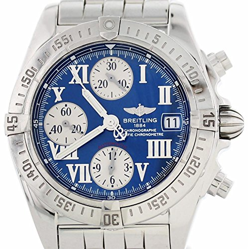 Breitling Cockpit - Breitling Cockpit Automatic-self-Wind Male Watch A13358 (Certified Pre-Owned)