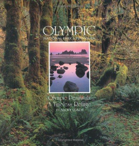 Olympic National Park: A Timeless Refuge (A Pocket Portfolio Book©) (National Parks Portfolio)