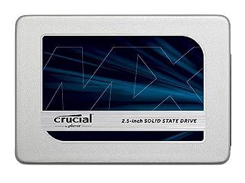 Crucial MX300 2.5 & 34; 275GB SATA III TLC Internal Solid State Drive (SSD) CT275MX300SSD1 Internal Solid State Drives at amazon