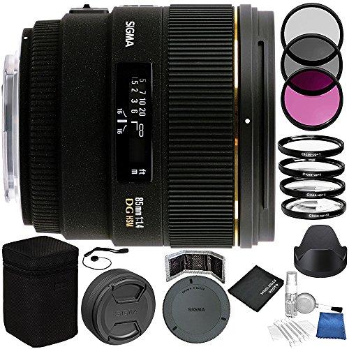 Sigma 85mm f1.4 EX DG HSM for Nikon - 8