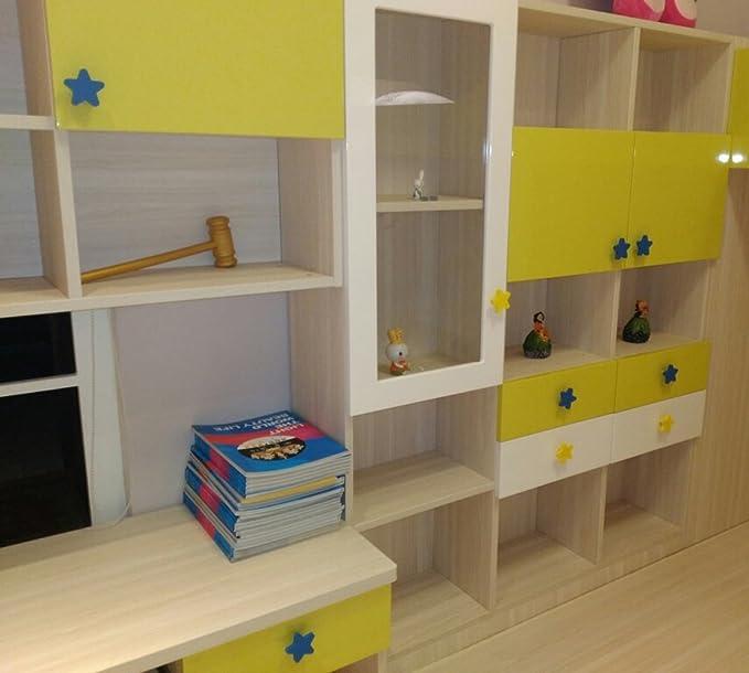 Mobelgriff Kinderzimmer Weizq 6er Set Moebelknopf Moebelknoepfe