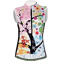 a7f95a60f Aogda Cycling Vests Jerseys Women Bike Shirts Sleeveless Clothing Ladies Biking  Shorts Bicycle Tights