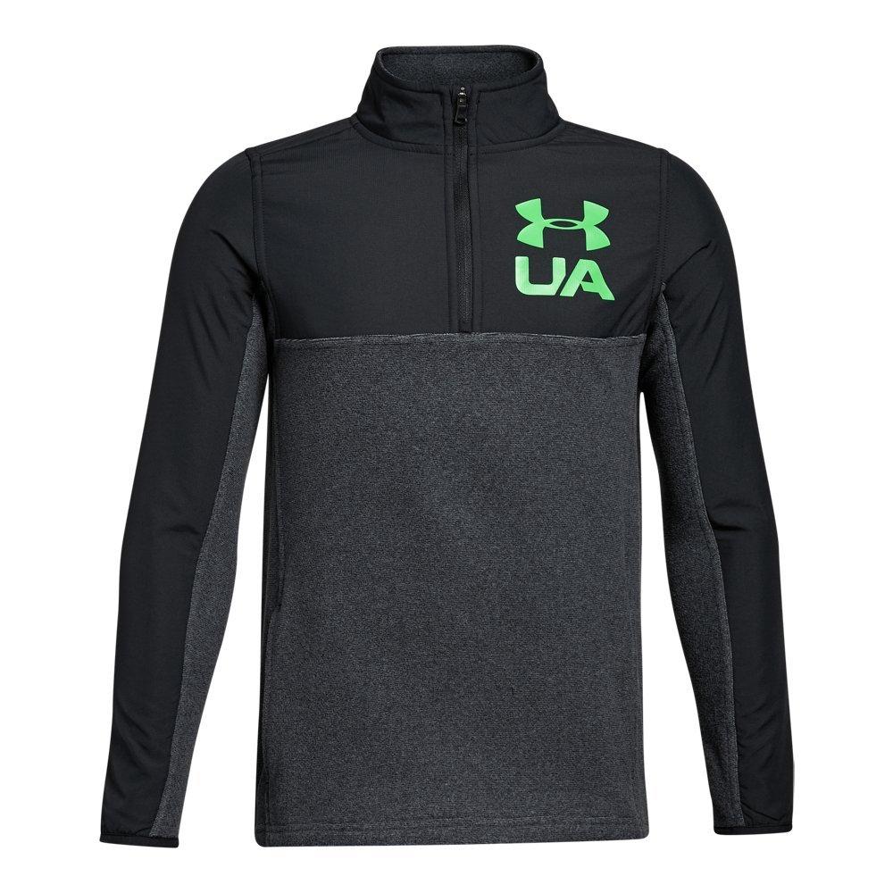 Under Armour UA Phenom ¼ Zip YSM Black
