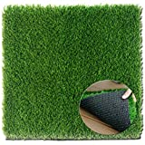 ZestyNest Grass Door Mat With SmartDrain Technology - Perfect For Your Garden, Balcony & Porch (24X30 Inches)