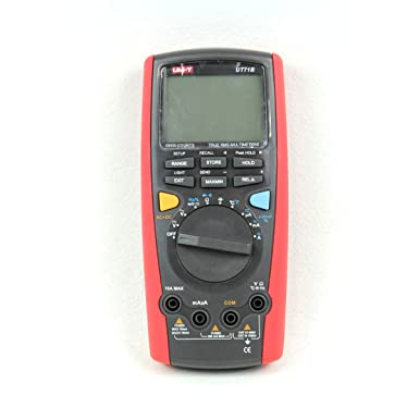 UNI-T UT71 Series Multimetro digitale intelligente Red//Grey 1