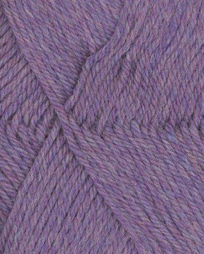 - Ella Rae Ella Rae Classic Heathers Yarn 117 Purple Heather