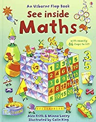 Maths (See Inside) (Usborne See Inside)