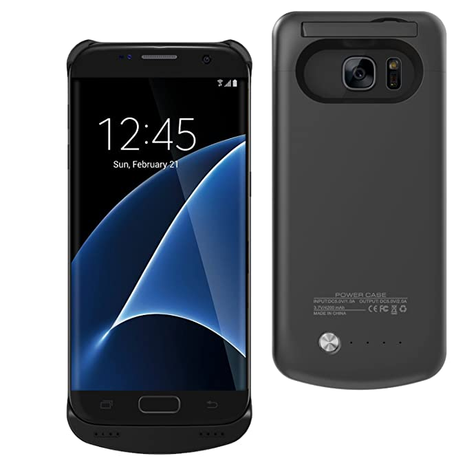 alclap Galaxy S7 batería móvil de External Battery Case ...