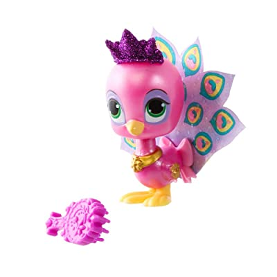 Disney Princess Palace Pets - Furry Tail Friends Doll - Rapunzel's Peacock, Sundrop: Toys & Games