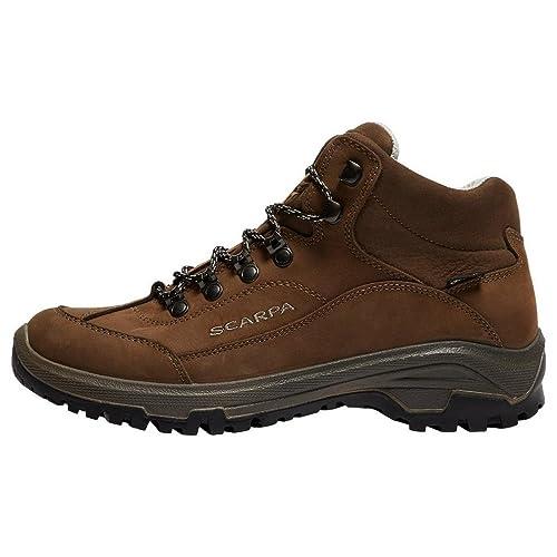 3f1533f41ec Scarpa Cyrus Mid GTX Women's Walking Boots, Brown, UK5