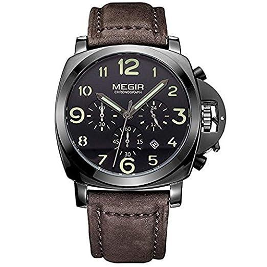 e8a42a57318d Reloj para hombre de Megir