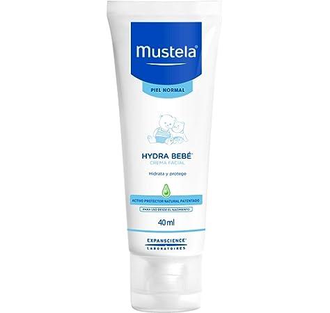 Mustela, Crema corporal - 50 ml, Normal (3504105030766): Amazon.es: Belleza