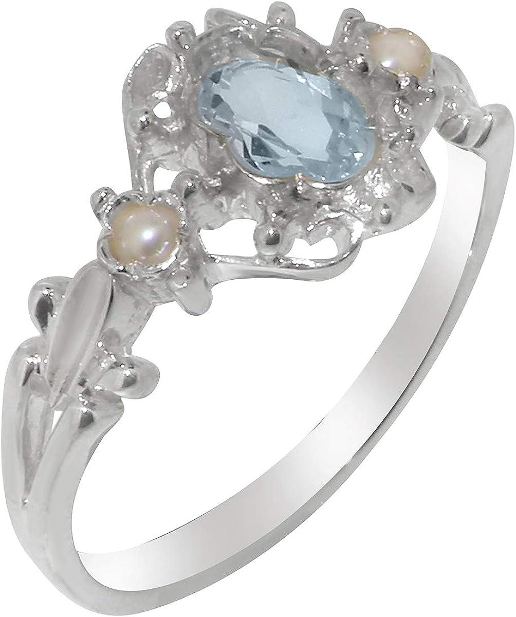 Large Aquamarine Ring Sterling Silver,Natural Aquamarine Oval Cabochon,Aquamarine Adjustable Ring,Quality Gemstone Spiral Ring Unique Ooak