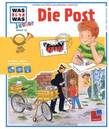 Was ist was junior, Band 15: Die Post