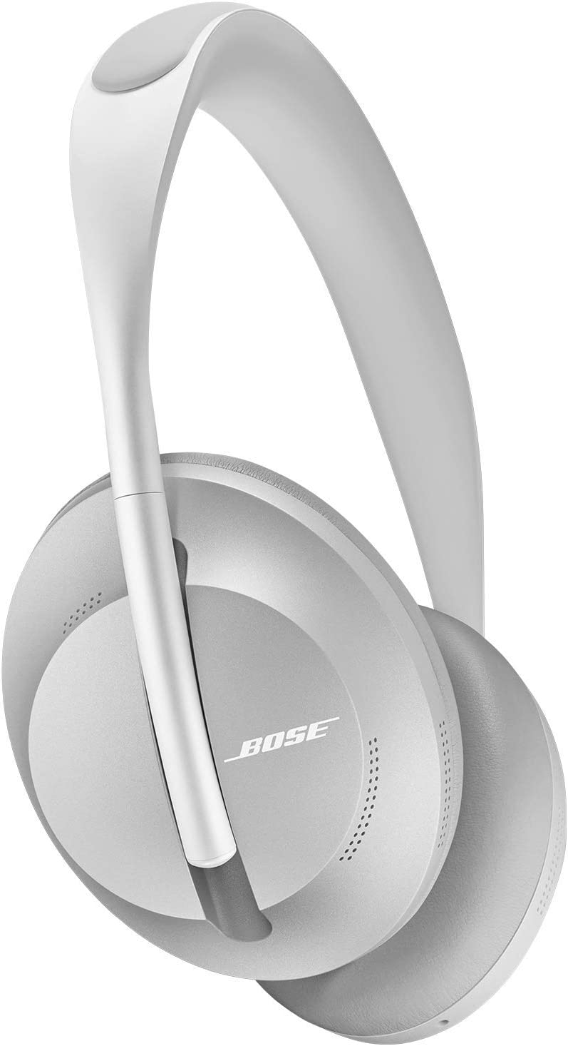 Bose Noise Cancelling Wireless Bluetooth Headphones 700, with Alexa Voice Control, Silver Luxe