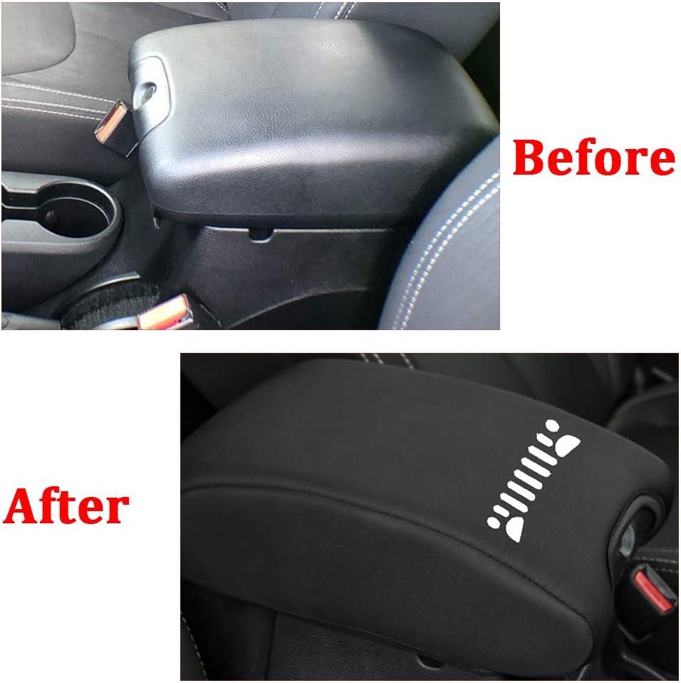 Automotive Armrests HanLanKa Neoprene Center Console Armrest Pad ...