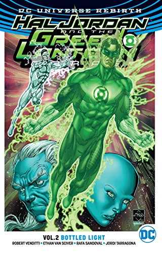 - Hal Jordan and The Green Lantern Corps Vol. 2: Bottled Light (Rebirth)