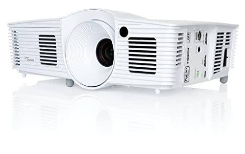 Optoma HD26 1080p 3D DLP Home Theatre Projector Review