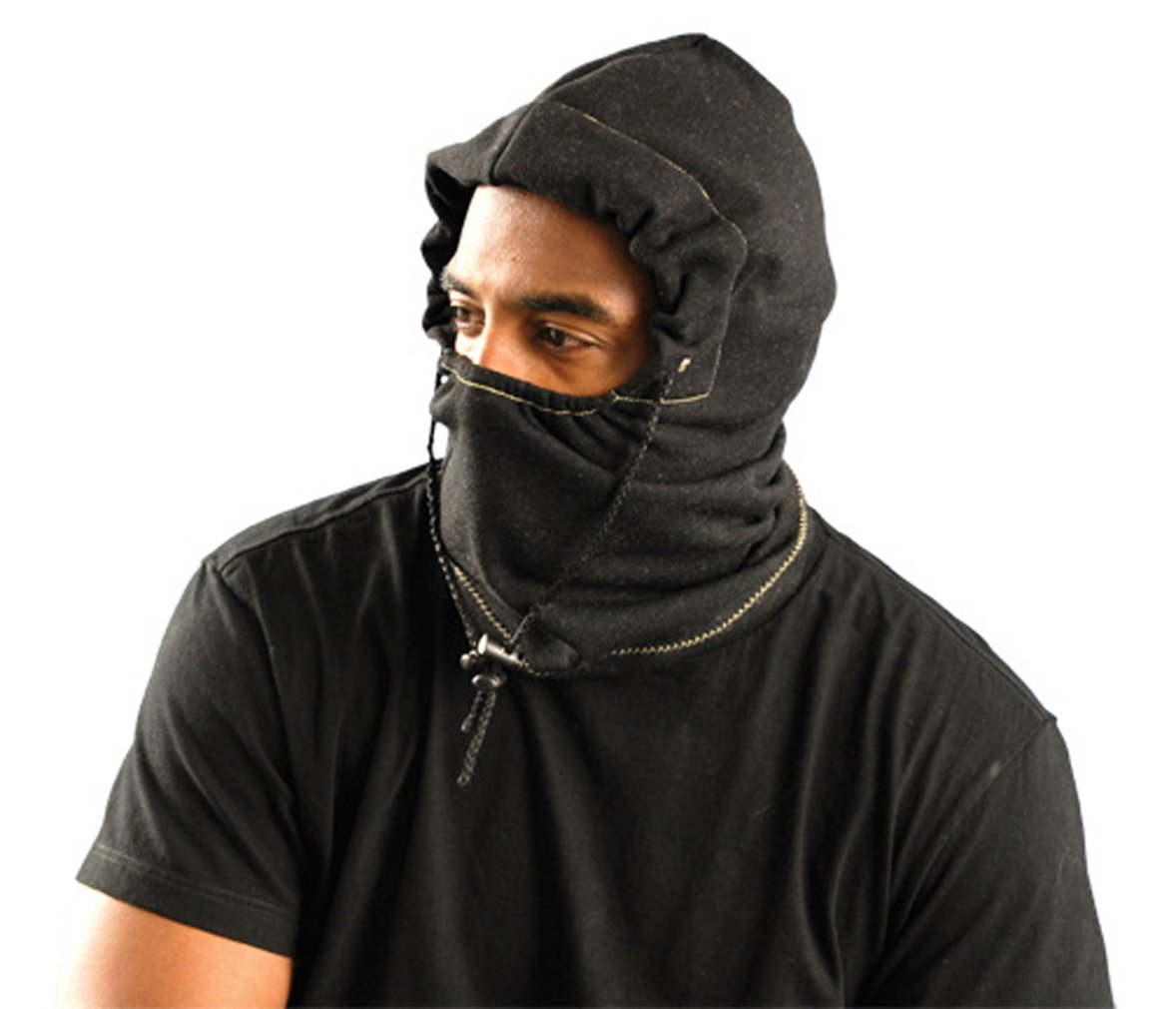 Stay Warm - PREMMIUM Flame Resistant 3-in-1 Fleece Balaclava - PACK OF 2 by Haynesville
