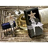 Starfish Design Wine Stopper - 96 Pieces