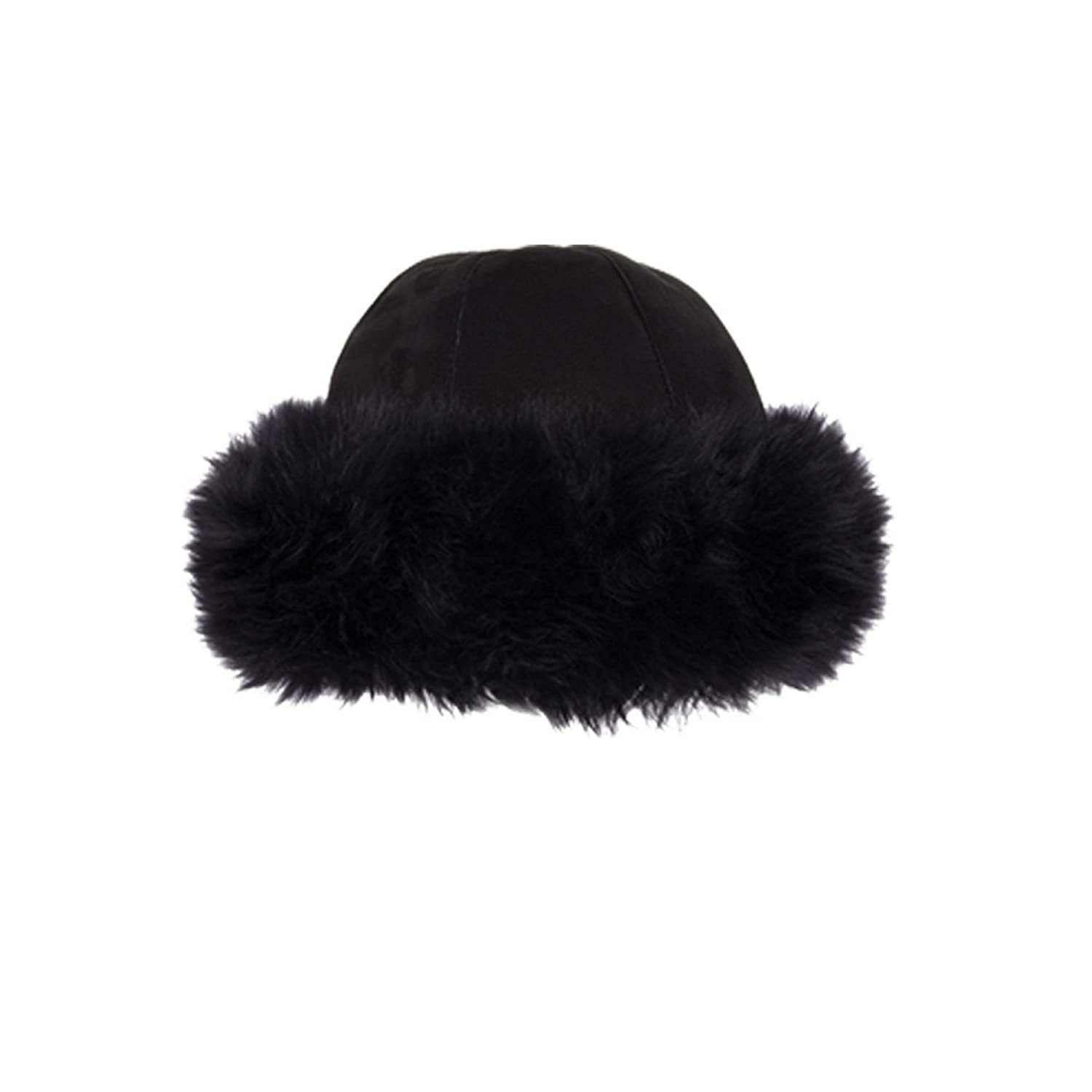 Eastern Counties Leather Womens/Ladies Moritz Sheepskin Panel Hat