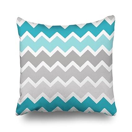 Amazoncom Kutita 20 X 20 Inch Throw Pillow Coversteal Gray Grey
