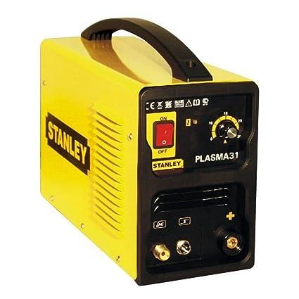 Stanley PLASMA31 Equipo de soldadura de corte por plasma, 2.1 W, 230 ...