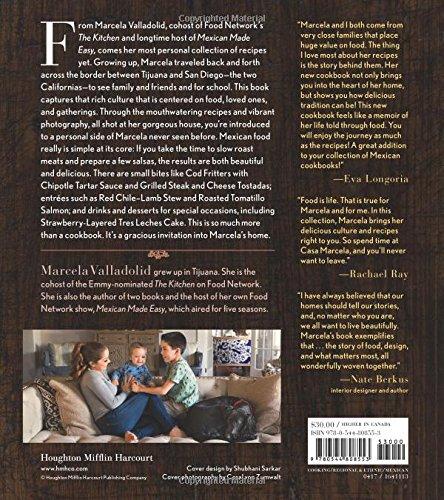 Casa Marcela: Recipes and Food Stories of My Life in the Californias: Amazon.es: Marcela Valladolid: Libros en idiomas extranjeros
