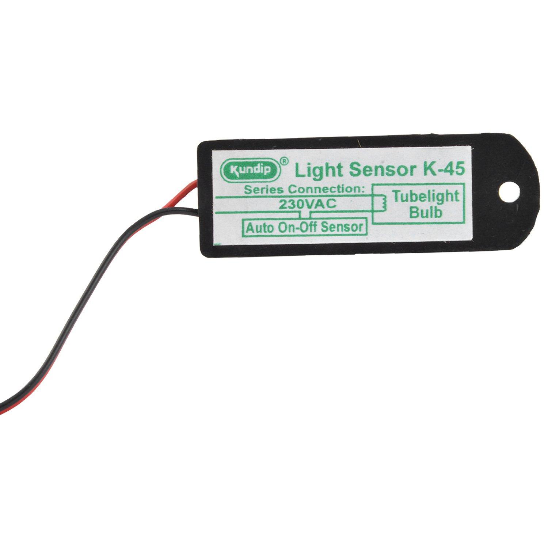 Kundip Electronic Light Sensor Switch Electronics The