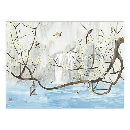 YIYINGSI Pintura Decorativa,Arte De Pared De Lona Cartel ...