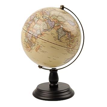 Geografischer Globus Licht Lampe Antiquitäten & Kunst Astronom. Instrumente, Globen