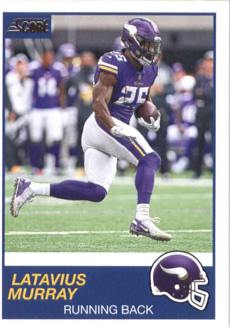 2019 Panini Prizm #188 Latavius Murray New Orleans Saints Football Card