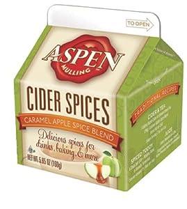 Aspen Mulling Spices Carmel Apple Spice Blend (1 carton)