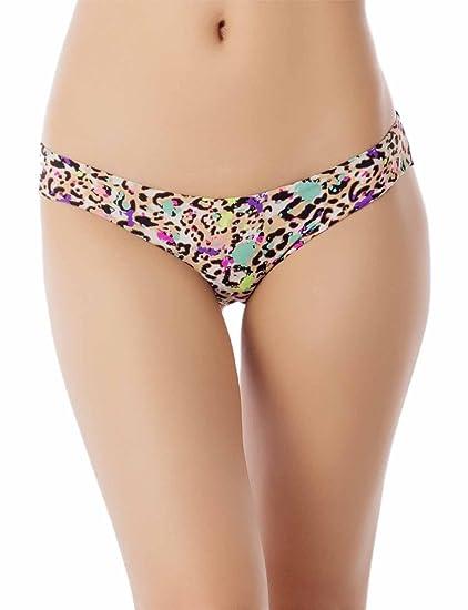 Leopard bikini panties photos — 7