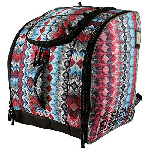 (Element Equipment Boot Bag Deluxe Snowboard Ski Backpack Aztec)
