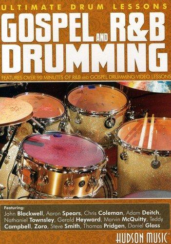 (Ultimate Drum Lessons: Gospel)
