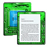 MightySkins Protective Vinyl Skin Decal for Amazon Kindle Oasis 6'' (8th Gen) wrap cover sticker skins Circuit Board