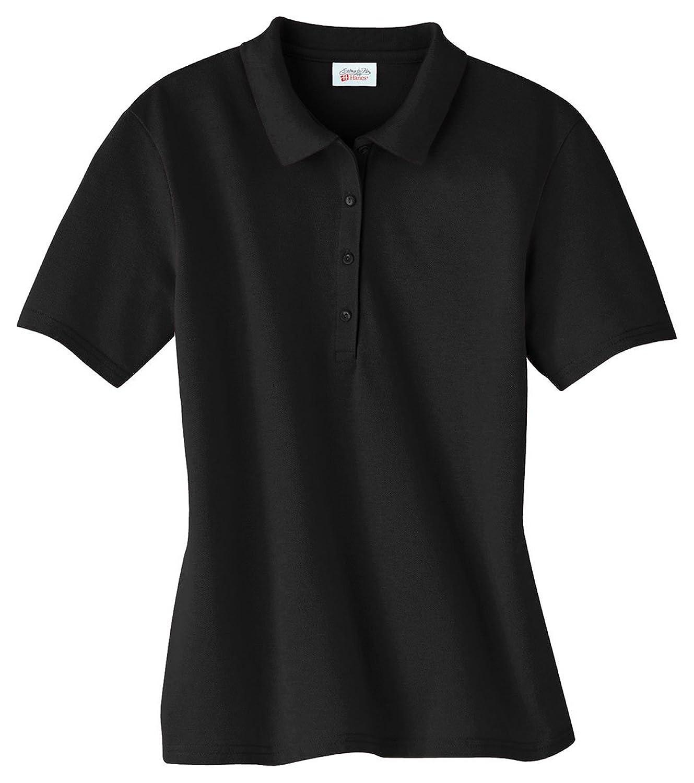 Hanes 6 oz. Tagless Long-Sleeve T-Shirt with Pocket, Deep Royal, M
