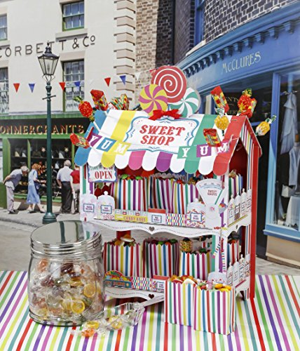 Amazon.com: Talking Tables Street Stalls Candy Tienda ...
