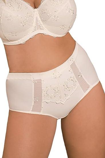 Kris Line Women Comfortable Soft Underwired Bra Fortuna Big Cups
