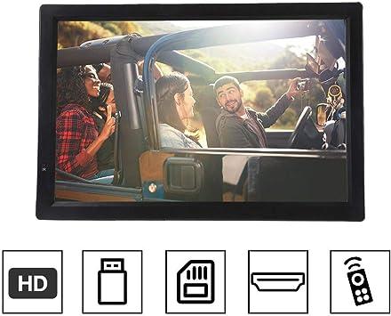 Lazmin TV Digital portátil ATV/UHF/VHF, Puerto USB analógico DVB-T / T2 1080P Televisores de Mano con Soporte para automóvil doméstico: Amazon.es: Electrónica